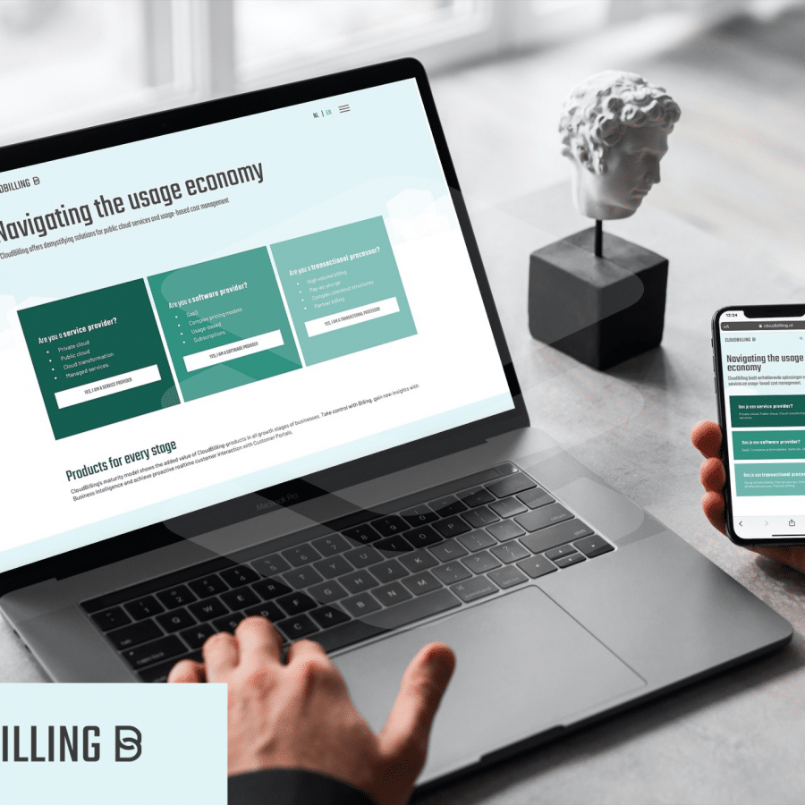 CloudBilling launches updated website with a new corporate identity